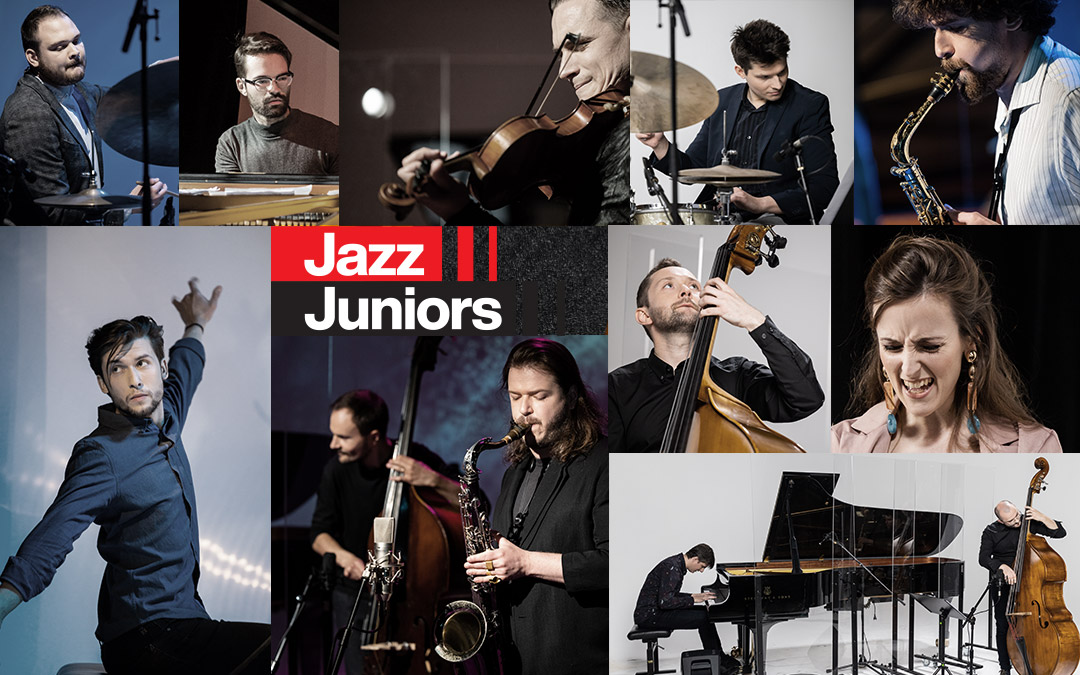 Jazz Juniors Competition winners' concerts online